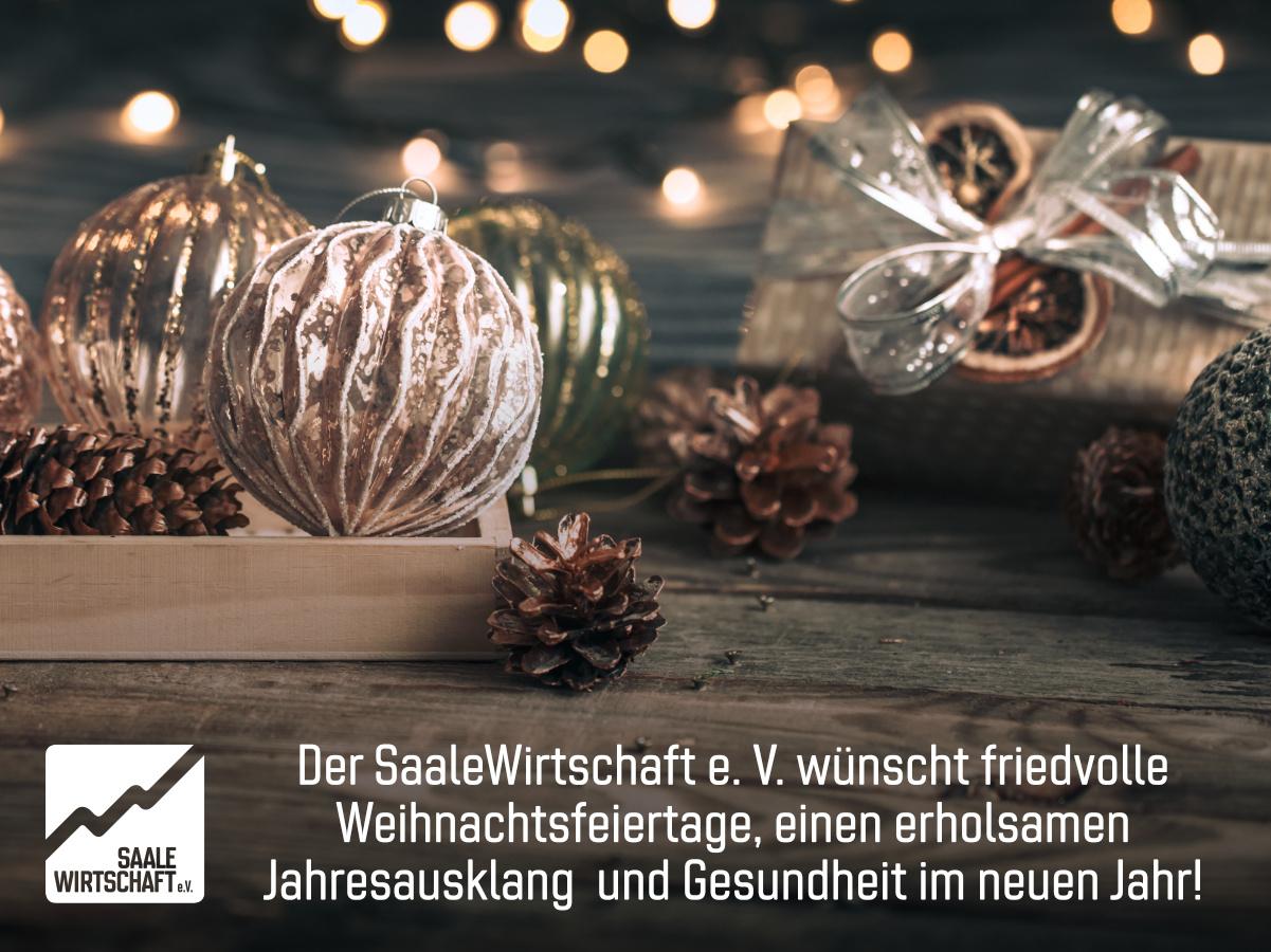 Weihnachtsgrüße an unsere Mitglieder und Netzwerkpartner