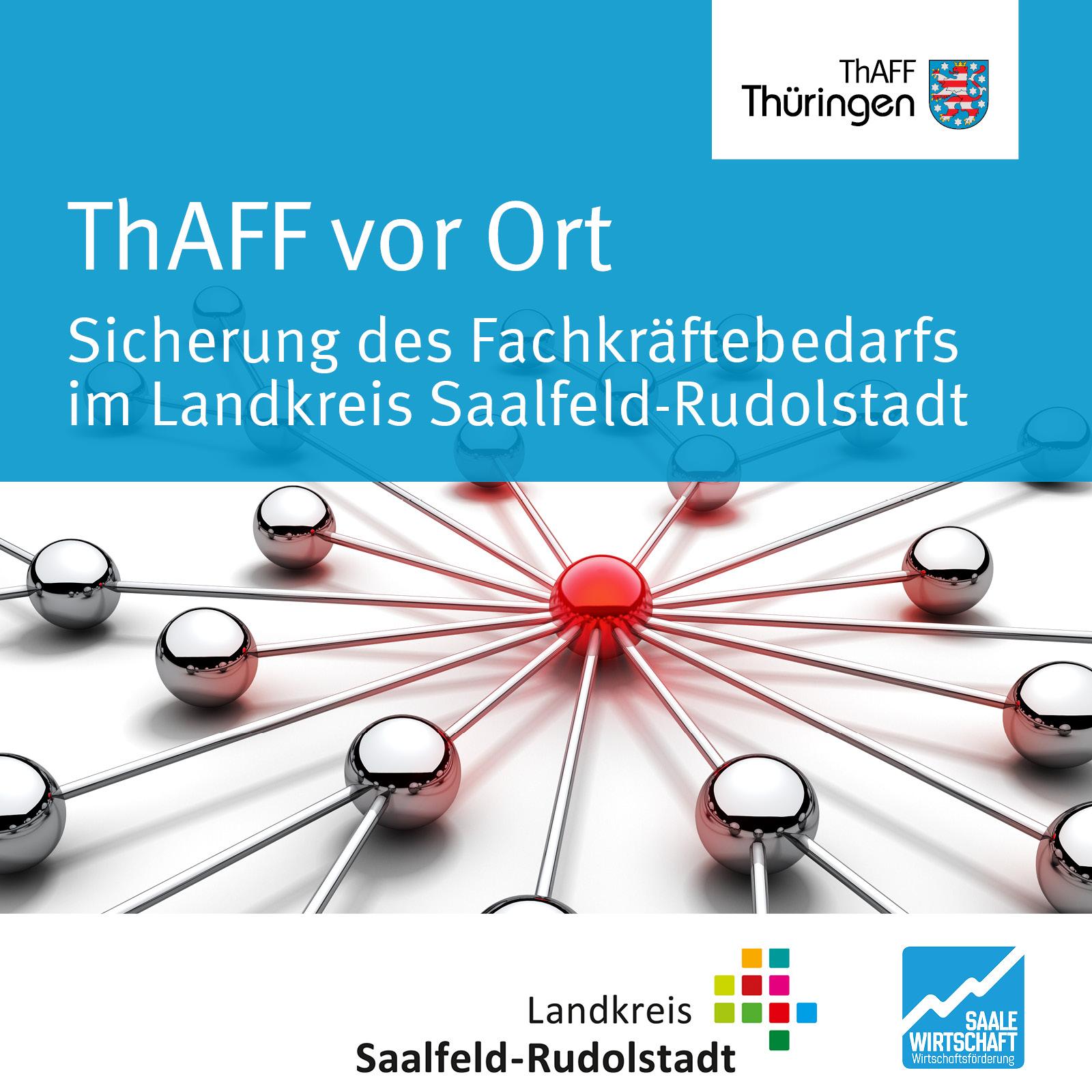 ThAFF vor Ort im Landkreis Saalfeld-Rudolstadt
