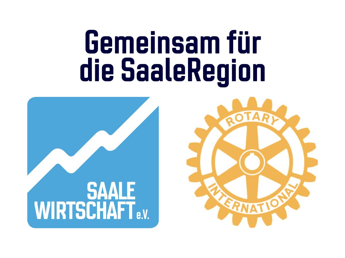 SaaleWirtschaft e.V. trifft Rotary Club Saalfeld-Rudolstadt